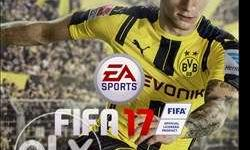 FIFA 17(PS3) with box and online Code..