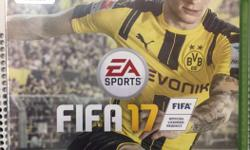FIFA 17 Xbox One Game Case