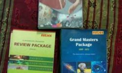 Fiitjee GMP(grand masters package ), review package ,