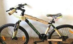 Montra offers:brand new Madrock 21spd,dual disc Product