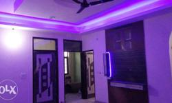 First floor 3 BHK East facing Spacious rooms 12*14