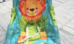 fisher price baby rocking chair in very good condition,