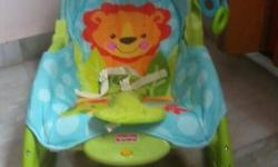 Hello Friends ..  I have bought a Fisherprice cradle
