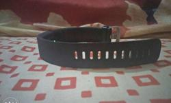 Fitbit Charge Hr New like condition 4 months old Very