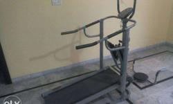 Fitness Machine Good Condition