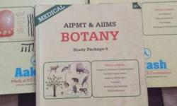 Five AIPMT & AIIMS Botany Books