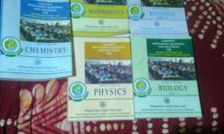 Five Assorted Textbooks