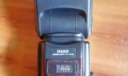 Want to sell my Hako flash in very good condition only