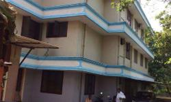 2 Bedroom flat for rent in Kannur Town. Less than 1 km