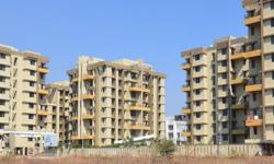 specious 1 bhk flat, property age-3 years,on 7th