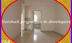 Brand new 2 bedroom flat near Thirvannur. Its on the