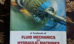 A textbook of fluid mechanics and hydraulic machines by