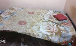 Folding bed available for urgent selling