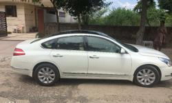 Nissan Teana 2012 model in excellent condition. has