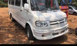 TRAVELLER 17 seat ac new pprs, in angamaly Vehicle
