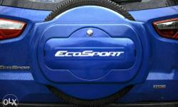 Ford Ecosport back cover