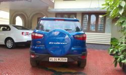Ford Ecosport diesel 8500 Kms 2016 year