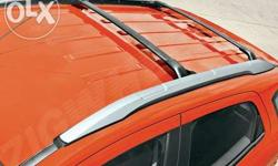 Roof rails for ford ecosport with 3m tape.white and