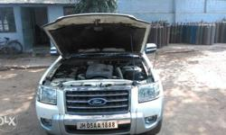 Ford endeavour 2009 model for sale. Mint. Condition