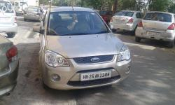 Ford fiesta diesel SXI (HR26AV2286) model 2009 in
