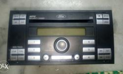 Ford fiesta original stereo system, good working