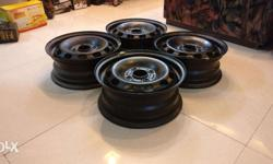Original Ford Fiesta R14 RIMs (Brand New) Never used