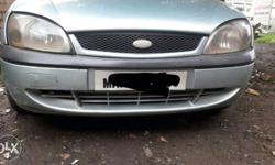 Ford ikon front bumper very good. Condition call on 8