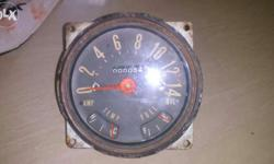 Willys jeep original meter