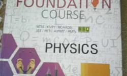 Foundation Course Physics Textbook