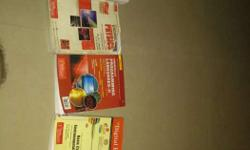 Four books of 1st year sppu engg