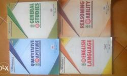 Four Learning Books