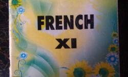 French guide for sale for Rs50/- guide in good