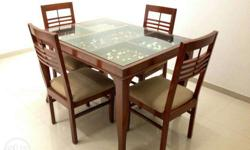 fresh wooden dining table instalment option 0%