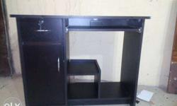 fresh wooden study table available Size: height 2.5 ft