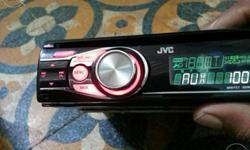 I want to sell my JVC front usb aux player it consists