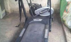 Fuel finess fully automatic treadmill heavyduty in 100%