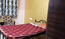 Fully furnished 2 bhk apartment with wardrobes and