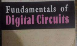 Book Title: Fundamentals of digital circuit By anand
