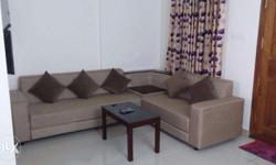 Fully furnished 2bhk Flat for rental for Rs. 2,500/-