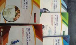 First year BBA- 2nd semester books (BACHELOR OF