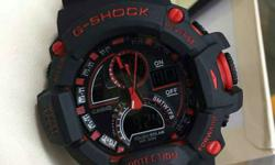 G Shock Original With Original Box 2 Days Old Only