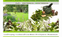 Land Scaping , Gardening and Farm House Development,