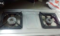 Gas stove at sell if needed call