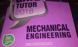 GATE book in mechanical engineering one month old gate
