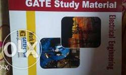 gateforum gate books price is negotiable Total 9 books
