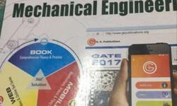 Gate mechanical engineering Book 2 month used very