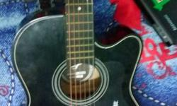 gc junior acoustic English guitar little used fresh