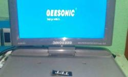 Geesonic car monitor with remote