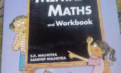 Gem's Mental Math and Workbook for class 4 by