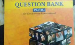 General Studies Question Bank Book BRAND NEW BOOK